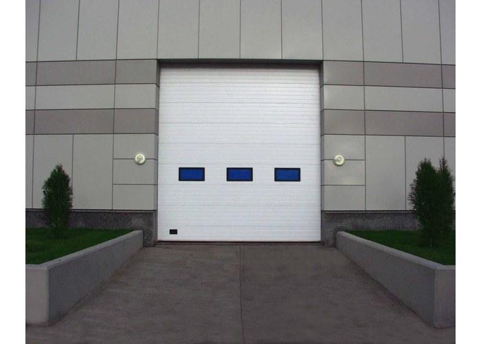 подъемные ворота промышленных зданий г саранск
